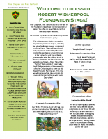 FS Summer Newsletter 2015
