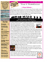 Yr 6 Autumn Newsletter 2014