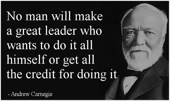Famous Leadership Quotes Custom Nofamousleadershipquotesmanwillmakeagreatleaderwhowants