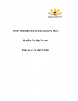 SNCAT Gender Pay Gap Report 2017