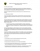 BRW Disability Policy 2019 inc Access Plan