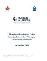 OLoL Charging & Remissions Policy – Nov 2019