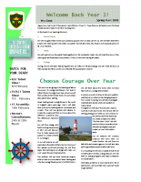 Year 1 Spring 2020 Newsletter